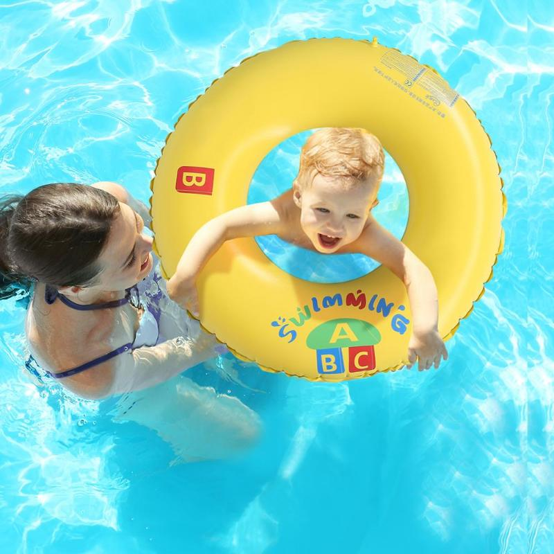 Summer Water Fun Inflatable Armpit Swimming Rings Water Pool Float Circle For Adult Children Pools Beach Swimming Rings