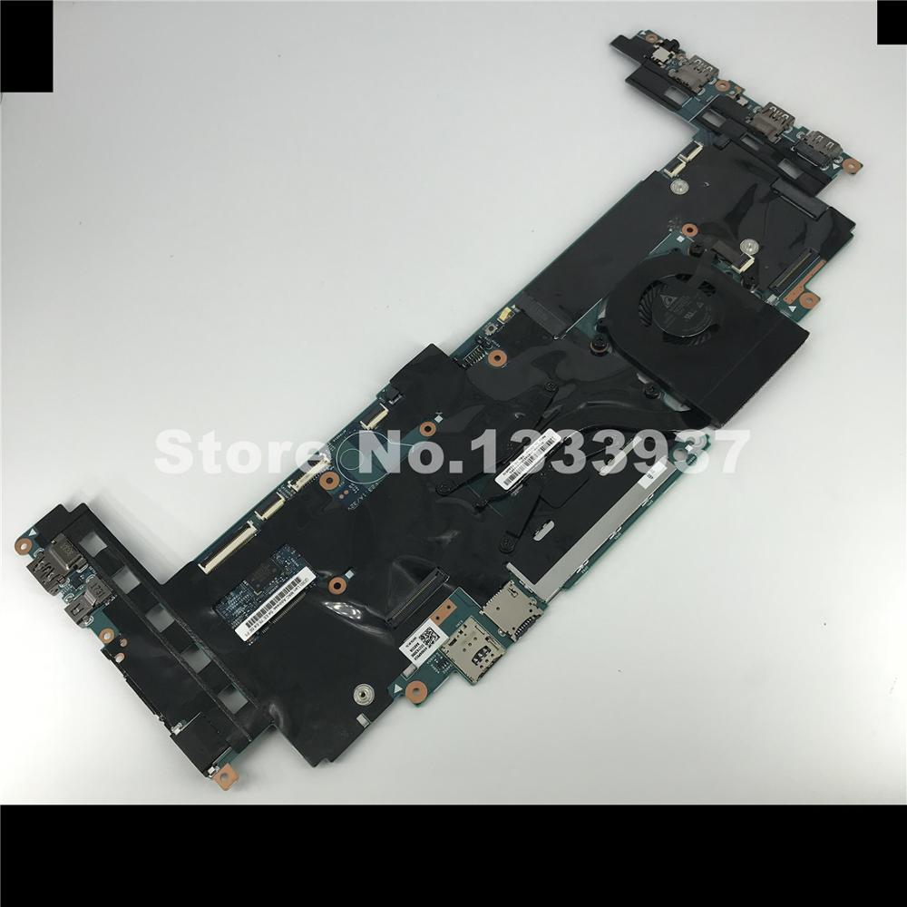 01lv877 14282-3 Lrv1 Mb 448.04p15.0031 Mainboard Für Lenovo Thinkpad Yoga X1 Laptop Motherboard I5-6300u 8 Gb Ram Notebook