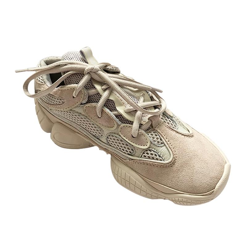 Ins Été Femme En Décontracté Superstar Flâneurs Pic Cuir Marée as Sneakers Pour Chaussures Designer Grande Confortable Chaude Pic Peu Appartements Printemps Profonde Taille As rXPqtrw