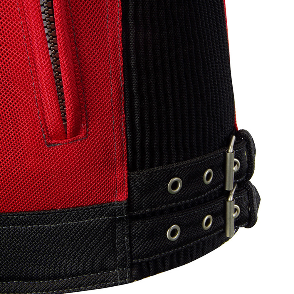 BENKIA JS92 veste de Moto équitation costume de Moto Protection armure corporelle vêtements réfléchissants manteau homme vêtements protecteur hommes vestes - 4