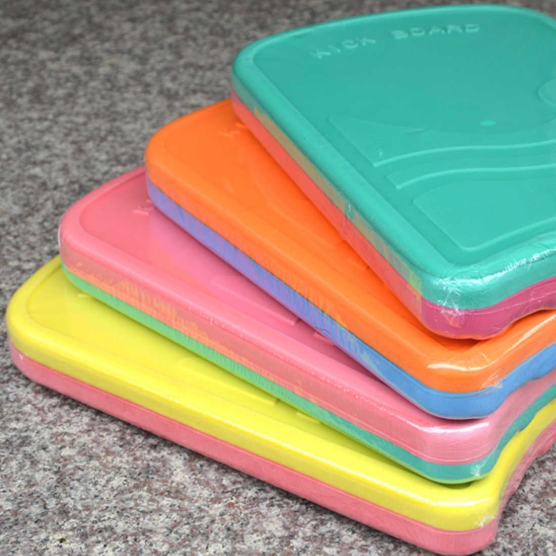 Легкая u-образная плавательная плавающая пластина EVA Kickboard бассейн тренировочный щит для взрослых и детей-цвет случайный