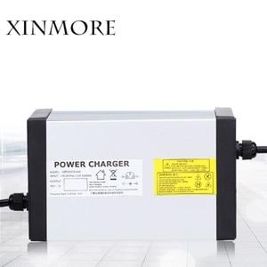 Image 5 - XINMORE 84 فولت 10A 9A 8A شاحن بطارية ليثيوم ل 72 فولت E الدراجة بطارية ليثيوم أيون حزمة AC DC امدادات الطاقة ل أداة كهربائية
