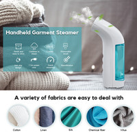 Popular HandHeld Garment Steamer Portable Ironing Machine Home Appliance Steamer Brush For Home Humidifier Facial Steamer