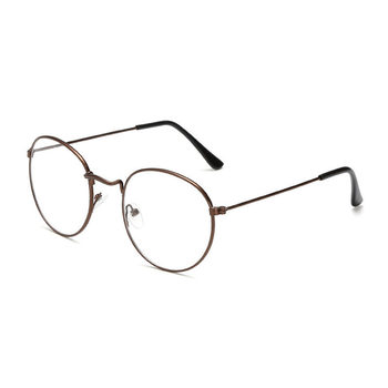 Seemfly Oval Metal Reading Glasses Clear Lens Men Women Presbyopic Glasses Optical Spectacle Eyewear Prescription 0 to +4.0 1