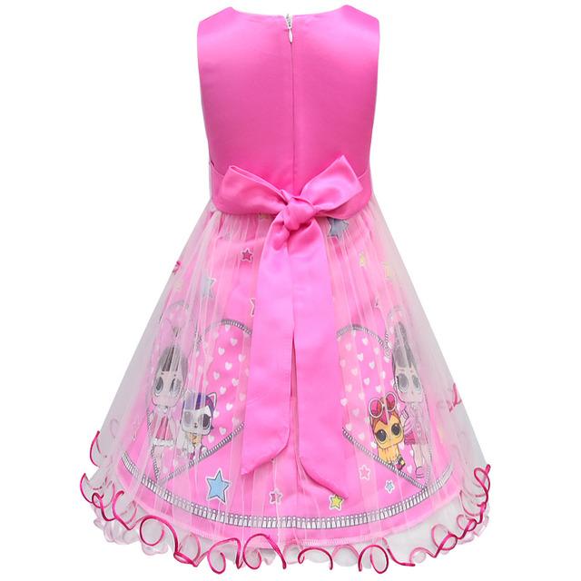 Birthday Toddler Dress Costumes Newborn Baby Princess Girls Gift Christening Wear Dresses Girls Christmas Dress Kids Costume