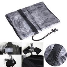 Professional Camera Rain Cover Raincoat Waterproof Dust Protector for Canon 5D3 70D 6D for Nikon D3000/ D3200/ D5100 for Pentax