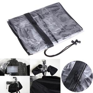 Image 1 - Professional Camera Rain Cover Raincoat Waterproof Dust Protector for Canon 5D3 70D 6D for Nikon D3000/ D3200/ D5100 for Pentax