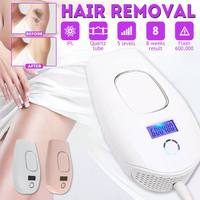 Household Digital IPL Laser Hair Removal Machine Electric Laser Epilator Hair Removal Permanent Bikini Line Armpit Trimmer