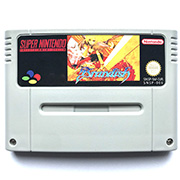 Brandish game cartridge for pal console