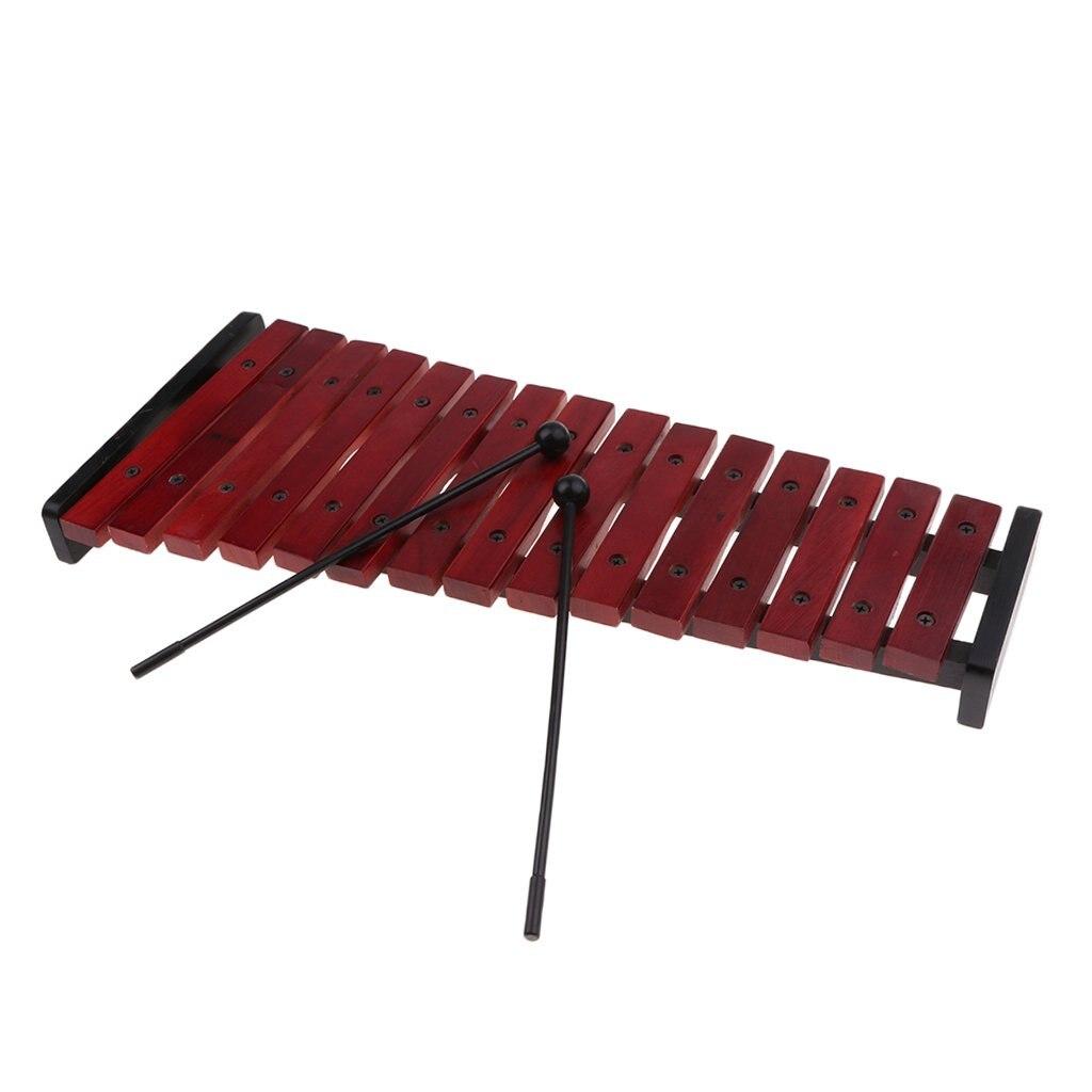 15 clés Xylophone Instrument de musique jouet développement sensoriel musique apprentissage précoce jouets éducatifs cadeau pour enfants enfants