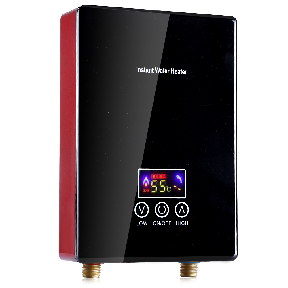 FIMEI Electric Water Heaters Household Intelligent Frequency Conversion Thermostat Bathroom Kitchen Instant Water Heaters