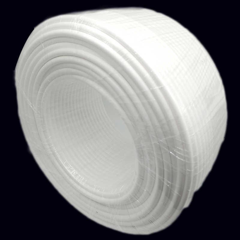 100m white Flexible Tube Hose Pipe For RO Water Filter System Aquarium PE