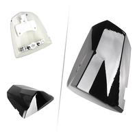 ABS Plastic Rear Pillion cover Seat Cowl Fairing For Suzuki GSXR 600 GSXR750 2004 2005 K4 motorcycles accessories