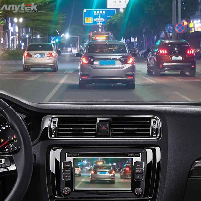 Anytek X28 Mini Auto Dvr Camera Full Hd 1080P Auto Video Recorder Registrator Wifi Adas 150 Graden Groothoek G-Sensor Dash Cam