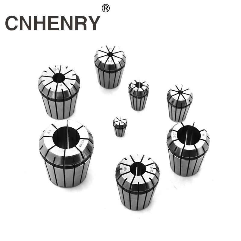 1PC ER20 ER25 ER pince mandrin pour CNC fraise fraise routeur outil pour gravure Machine broche moteur 1mm 1/8 pouces (3.175) 10mm