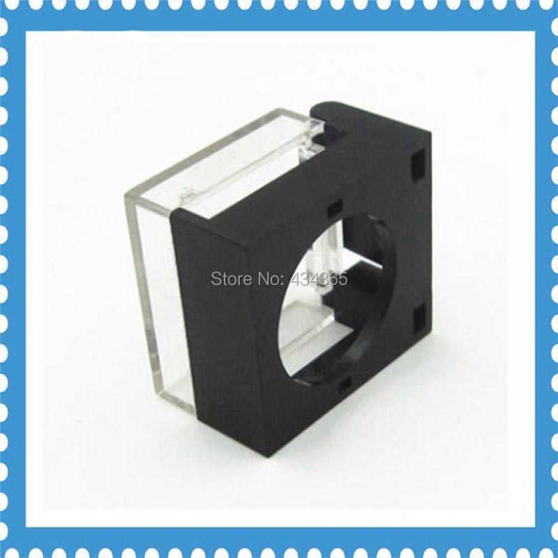 16mm couvercle de commutateur transparent en plastique bouton poussoir interrupteur protection de sécurité couvercle boîte rectangle type bouton d'urgence couvercle anti-poussière