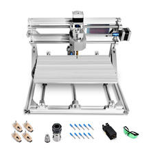 CNC3018 with ER11 Mini Laser Engraving Machine DIY Kit CNC Wood Router Pcb PVC Milling Machine 5500MW/2500MW/500MW/NO Laser