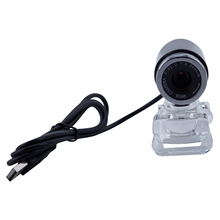 Web Camera,USB Webcam,Web cam Desktop camera With Built-in MIC for Video  and Recording on Skype/ FaceTime / YouTube / Hangout