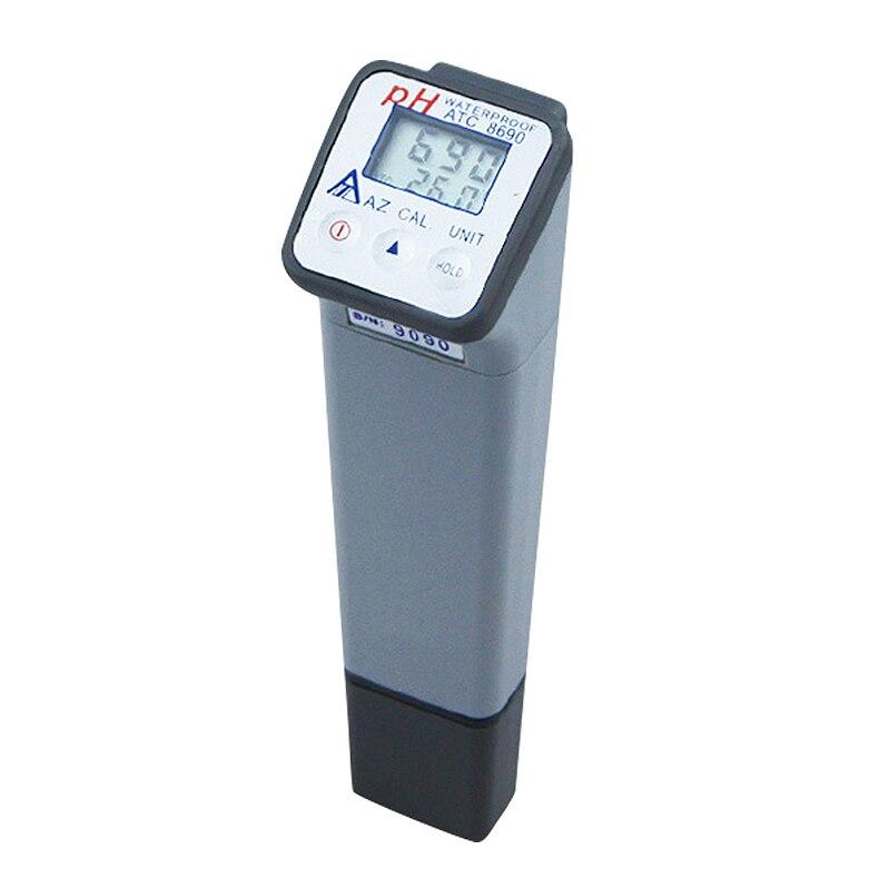 FUNN-AZ8690 метр Ph Ручка Ph Измеритель концентрации AZ-8690