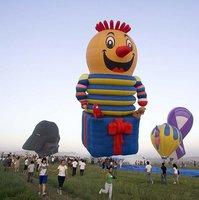 High Quality Hot Inflatable Advertising Blimp/Inflatable Air Balloon for Advertisng Cartoon hor air ballon