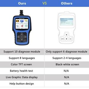 Image 5 - Deelife OBD2 Diagnostic Tool Car OBD 2 Automotive Scanner Auto Diagnosis Professional Code Reader for ODB II OBDII ODB2 EOBD