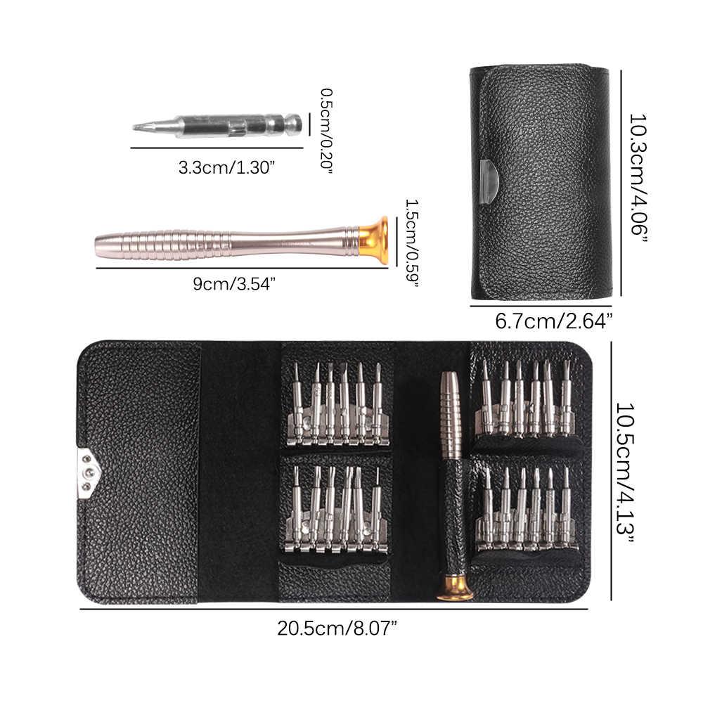 46 в 1 Torx отвертка мобильный телефон Ремонт набор инструментов ручные инструменты для IPhone мобильный телефон планшет Xiaomi маленькая игрушка комплект