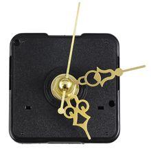 DIY Clock Metal Texture Creative Wall Clock Retro Wall Clock movement Accessories