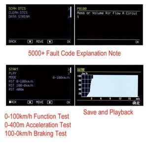 Image 4 - OBD2 HUD Head Up Display Digital Car Computer Car Digital Display Speed Meter Electronic Monitor Diagnosis Tool