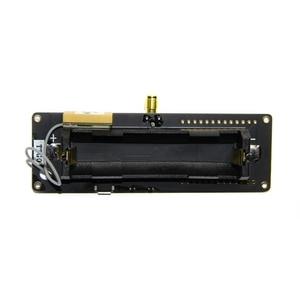Image 3 - Ttgo T Beam Esp32 915Mhz واي فاي سماعة لاسلكية تعمل بالبلوتوث وحدة Esp32 لتحديد المواقع Neo 6M Sma لورا 32 18650 حامل بطارية مع Softrf IP5306