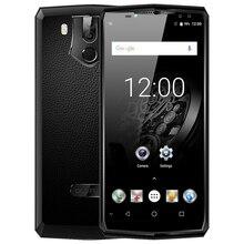 OUKITEL K10 4G Smartphone 6.0″ Android 7.0 MTK6763 Octa Core 2.0GHz 6GB + 64GB ROM 11000mAh Quad Cameras Fingerprint Recognition