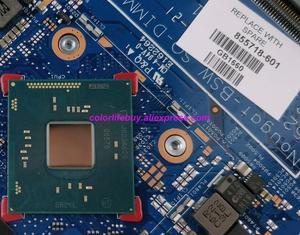 Image 3 - Оригинальный ПК 855718 601 855718 001 UMA w PentN3710 материнская плата с процессором для ноутбука для HP Pavilion x360 14 a 15 a 11 u Series