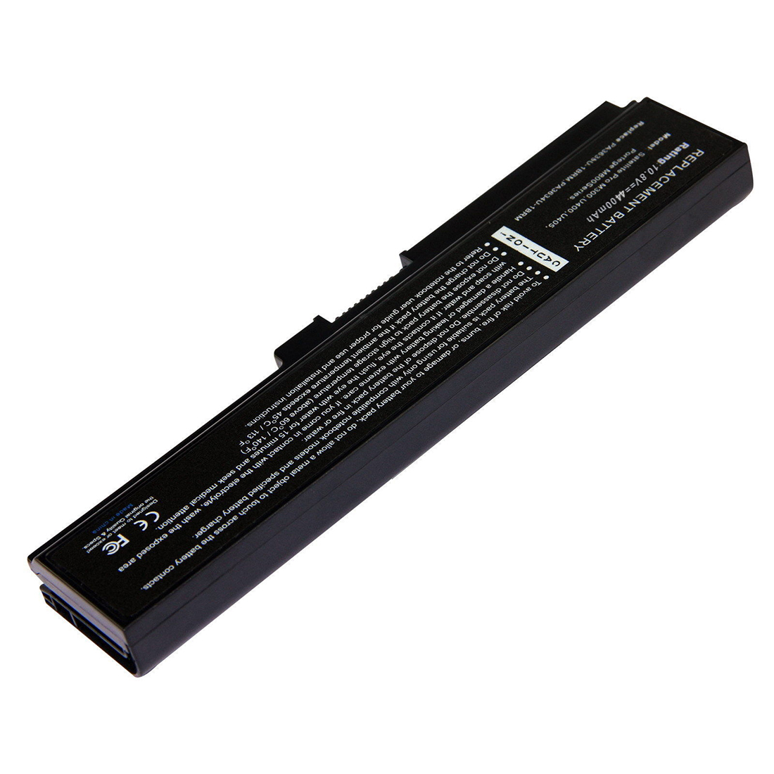 Battery for <font><b>Toshiba</b></font> <font><b>L500</b></font> C600 C660D L650D C650 image