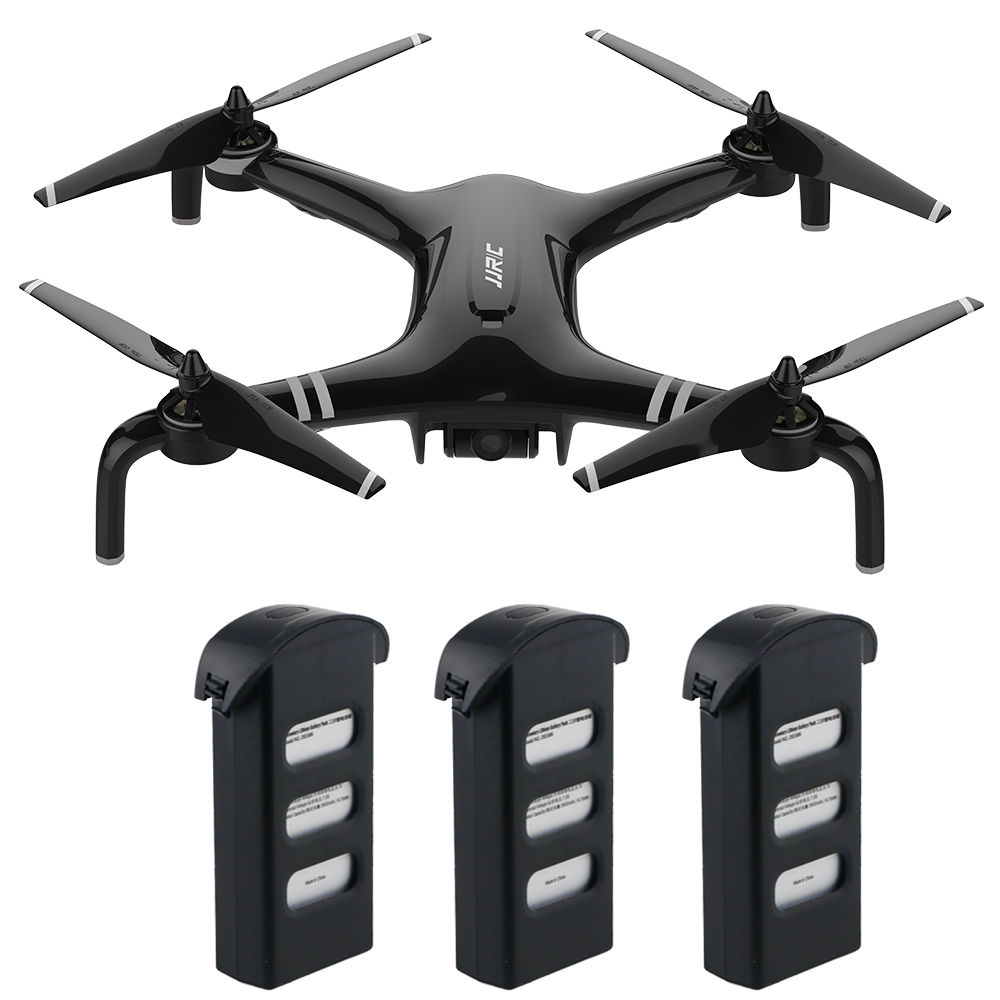 JJRC X7 SMART Helicopter Double GPS 5G WiFi 1080P FPV RC Drone RTF Gimbal Quadcopter HD