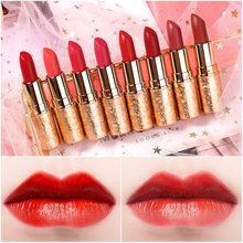Lipstick Moisturizing Velvet Matte Lipstick Lasting Color Waterproof Not easy to remove makeup