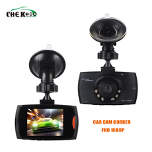 Car DVR Camera  Full HD 1080P 140 Degree Dashcam Video Registrator Drive Recorder Night Vision G-Sensor Dash Cam Autoregister все цены
