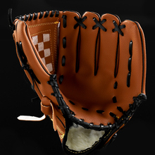 Outdoor Sports Three colors Baseball Glove Softball Practice