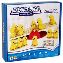 Баланс утка Пазлы для детей родитель-ребенок Взаимодействие Мозги игрушки утка баланс странная пластина