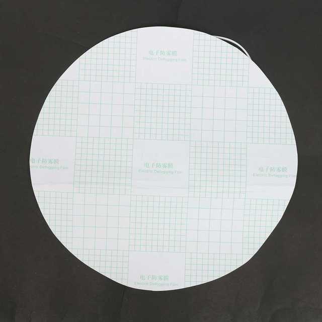 47 cm lusterka ogrzewanie Pad lustro Defogger Pad grzałka łazienkowa mata LED lustro folia grzewcza systemów dostaw dla domu i hoteli