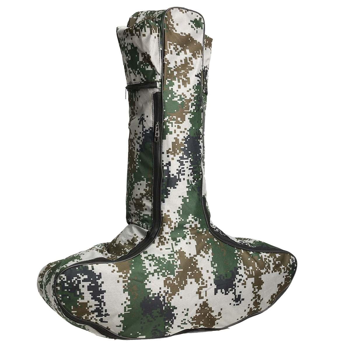 US $16.33 5% СКИДКА|90x70 см Открытый камуфляж y крест лук сумка Легкий вес лук военный чехол для хранения охотничьи спортивные развлекательные аксессуары|Лук и стрела| |  - AliExpress