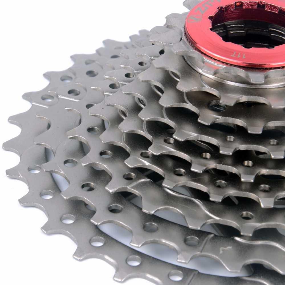 HOT-Ztto Mtb Mountain Bike Bicycle Parts 9s Speed Freewheel Cassette 11-32t Compatible For Parts M370 M430 M4000 M590 M3000