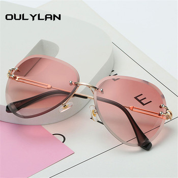 Oulylan Rimless Sunglasses  5
