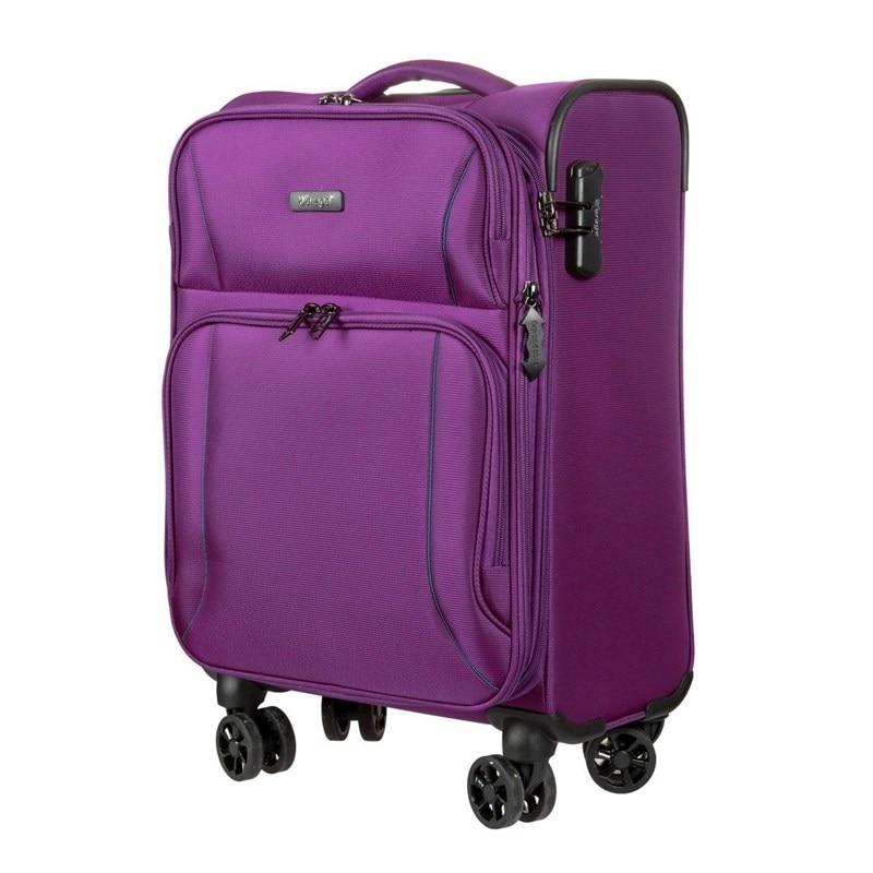 Suitcase-trolley Verage GM16082W19 purple