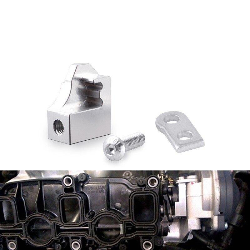 Kolektor dolotowy klapa ZESTAW DO NAPRAWIANIA P2015 kolektora dolotowego do naprawy uchwyt uchwyt stojak dla VW Audi Skoda Seat 2.0 TDI