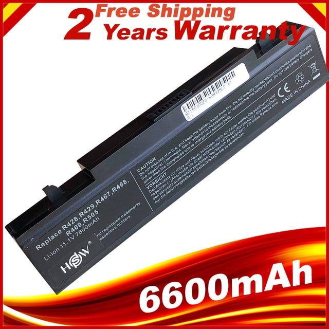 7800mAh Dizüstü Pil için SAMSUNG NP350V5C NP350U5C NP350E5C NP355V5C NP355V5X NP300E5V NP305E5A NP300V5A NP300E5A NP300E5C