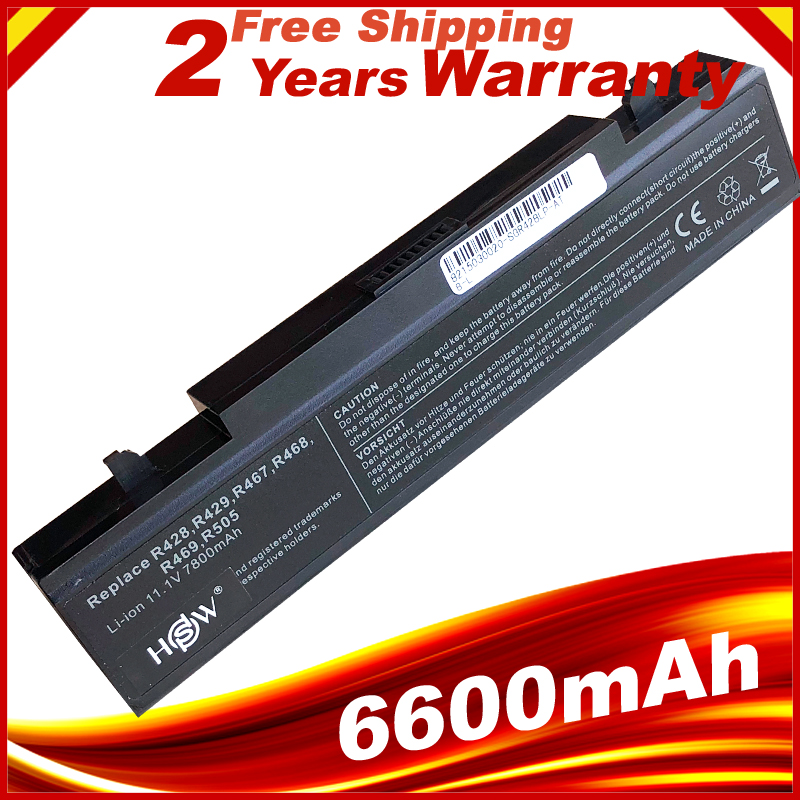7800mAh Laptop Battery for SAMSUNG NP350V5C NP350U5C NP350E5C NP355V5C NP355V5X NP300E5V NP305E5A NP300V5A NP300E5A NP300E5C-in Laptop Batteries from Computer & Office