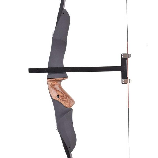 Bow Square Archery T Ruler 12 inches Measurement Compound Recurve Bow