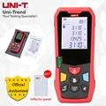 UNI T LM40/LM50/LM60/LM80/LM 100/LM120/LM150 Laser Abstand Meter; 40/50/60/80/100/120/150m Elektronische abstand mess lineal-in Laser-Entfernungsmesser aus Werkzeug bei