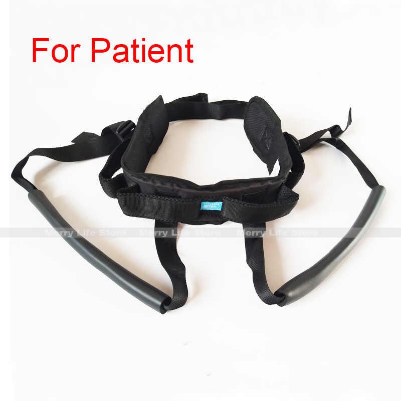 ナイロン転送ベルト歩行ベルト看護ベルト高齢者、障害者、障害者 Ambulation 移動車車椅子ベッド