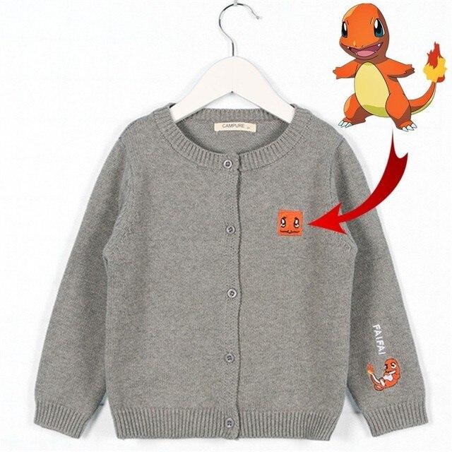 9f074e0b2 2018 Autumn Winter Cotton Sweater Top Baby Children Clothing Boys ...