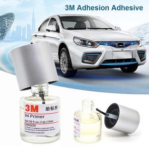 Image 1 - Promoción de adhesión de imprimación adhesiva de doble cara 3M, 10ML, aumenta la adhesión, herramienta de aplicación de envoltura de coche, estilismo de coche para cinta